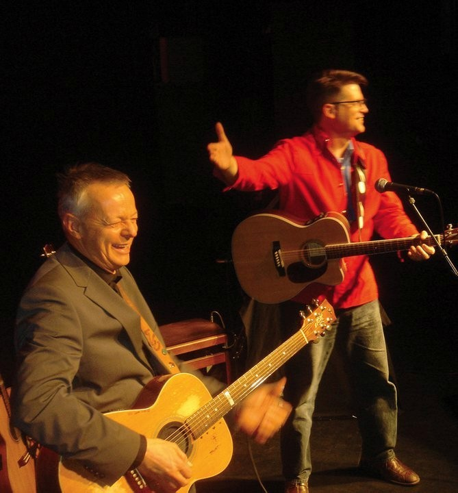 Tommy Emmanuel and Antsy McClain
