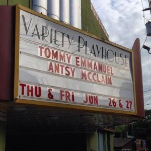 Variety Playhouse in Atlanta