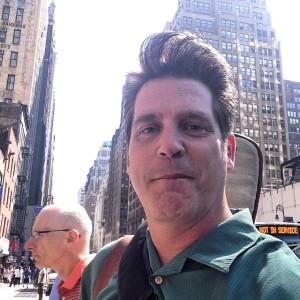 Enjoying New York City