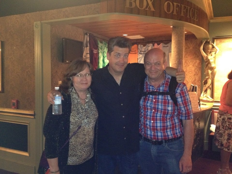 Antsy with Ed and Christine Polakoff