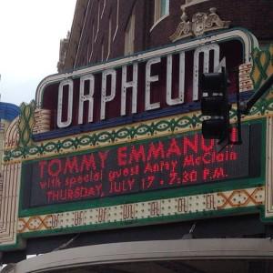 The Orpheum in Wichita