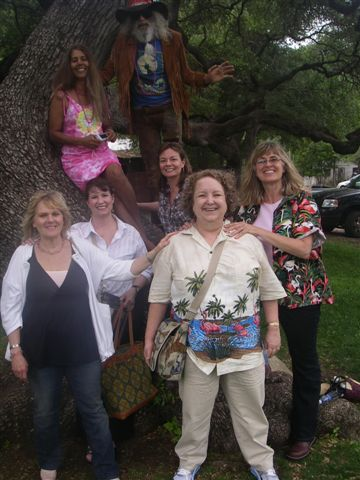 These folks had a great time in our 2009 Texas Field Trip