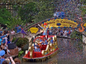 CITY OF SAN ANTONIO FIESTA CELEBRATION