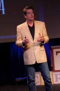 Antsy at TEDx in May 2016
